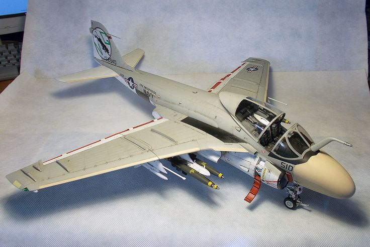 The 11 best A-6A Intruder Trumpeter+ PE Eduard, Scale 1/32 images on