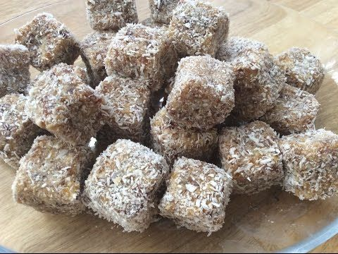 SUGAR FREE AND EASY TURKISH DELIGHT STYLE CUBES - YouTube