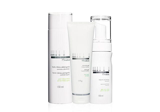 Para remover resíduos e potencializar o tratamento e o reequilibrio da pele. - Shop Chronos