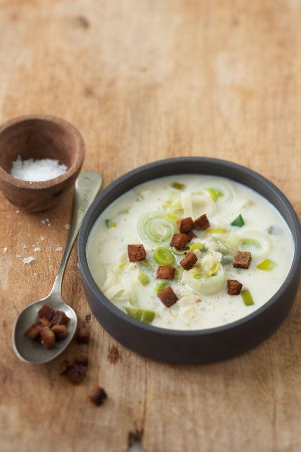 Více než 25 nejlepších nápadů na Pinterestu na téma Käse lauch - käse lauch suppe chefkoch
