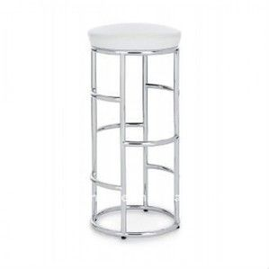 mod made lilo bar stool in white