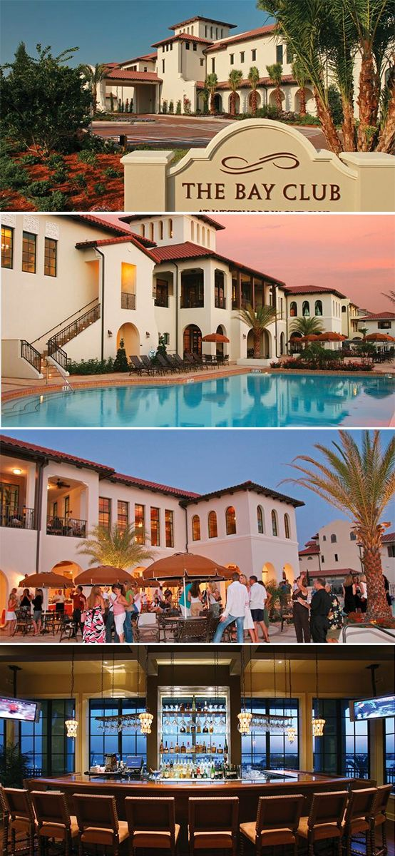 The Bay Club at Westshore Yacht Club features casual dining as well as a poolside tiki bar. Whether you gather for happy hour, family dinner or intimate al fresco fare, your experience will be with the backdrop of the fiery west-coast sunsets over the Bay. http://www.wcicommunities.com/westshore-yacht-club/amenities/bay-club/