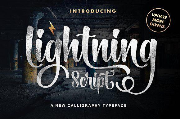 Lightning Script Update by MERCURIAL on @creativemarket