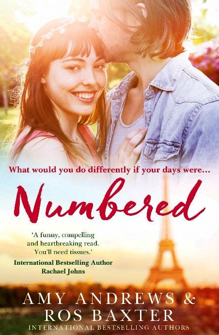 """Numbered"" by Amy Andrews & Ros Baxter"