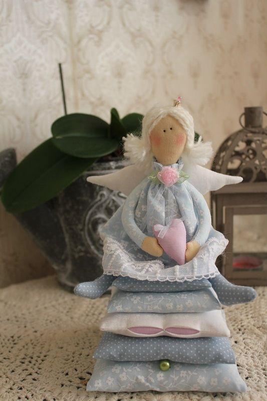 Tilda 'Princess and the Pea'