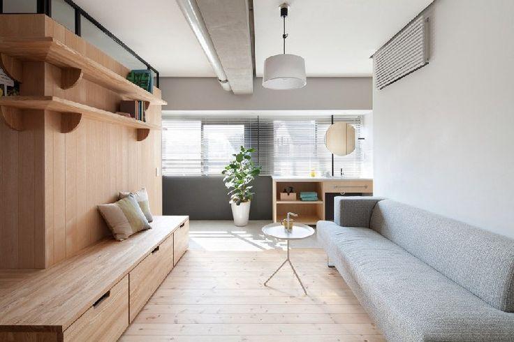 Well Ideas Apartment Interior Design Renovation #apartment #interior #interiordesign #modern  - Homesketch.org