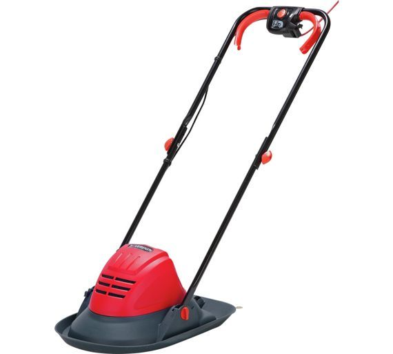 Buy Sovereign Corded Hover Lawnmower - 900W at Argos.co.uk, visit Argos.co.uk to shop online for Lawnmowers and accessories, Lawnmowers and garden power tools, Home and garden