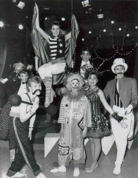 YTT Circus theme
