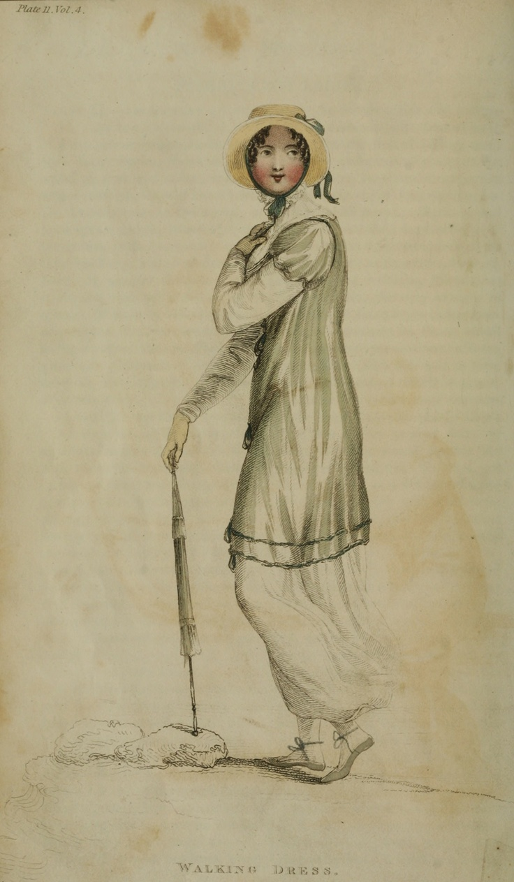 EKDuncan - My Fanciful Muse: Regency Era Fashions - Ackermann's Repository 1810
