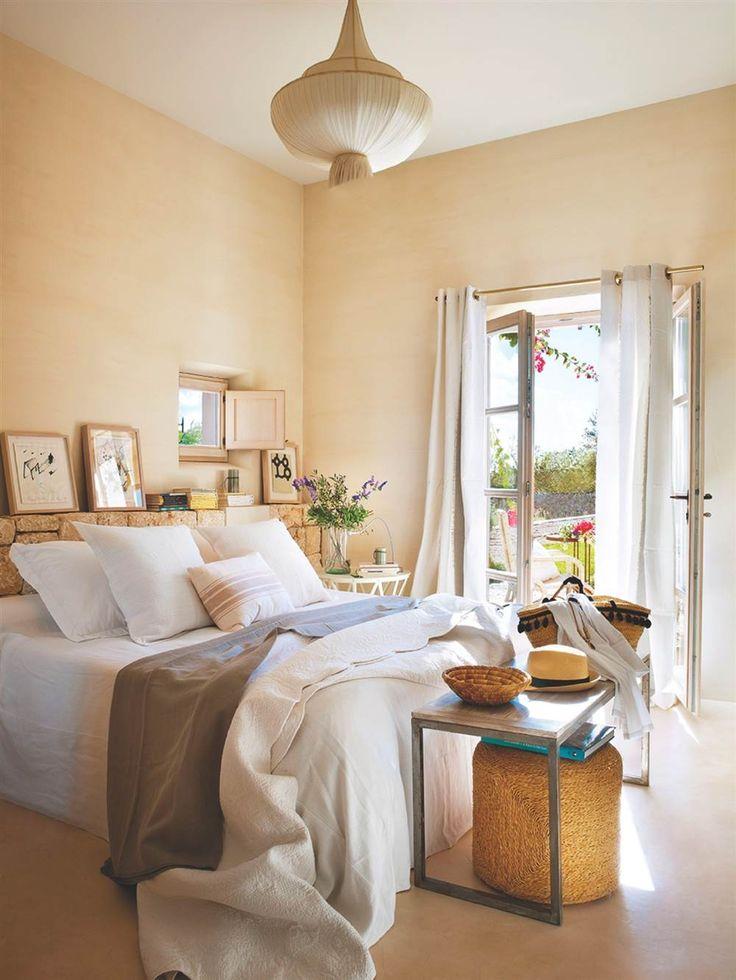 Es tu pequeño refugio y puede cambiarte la vida (a mejor) si eliges bien el mobiliario, los colores y la ropa de cama