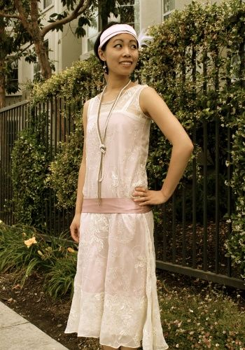 Best 25 long flapper dress ideas on pinterest 1920s fashion the great gatsby dress by cation designs project sewing costumes dresses solutioingenieria Gallery