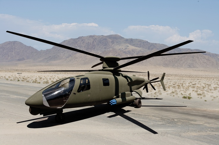 Sikorsky has launched the S-97 Raider programme to fly and test a high-speed scout and attack helicopter
