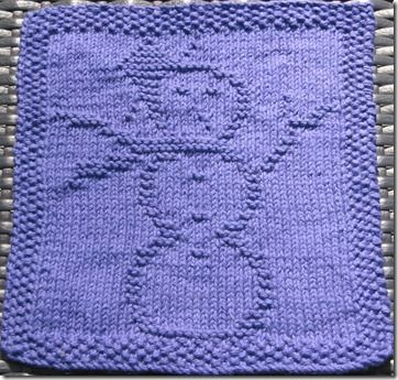 Free Knitted Dishcloth Patterns Snowman : 17 Best images about dishcloths on Pinterest Free pattern, Baby seahorse an...