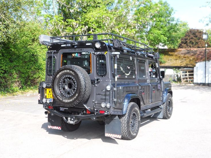 Land Rover Defender 110 TD5 - Custom Built. Re-Listed Due to Time Waster in Cars, Motorcycles & Vehicles, Cars, Land Rover/Range Rover |…