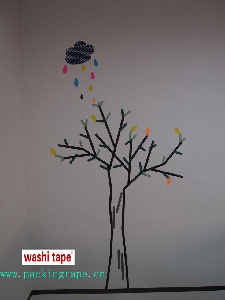 washi tape tree (15mmX10m)