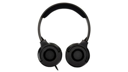 AmazonBasics On-Ear Headphone (Black) Deal Price: ₹999 The AmazonBasics Lightweight On-Ear Headphones – Black can create an immersive audio experience for you with its powerful 36 mm dome-type driver speakers. The frequency response ranging between 12 to 22,000 Hz of the On-Ear Headphones makes every acoustic element audible to you in full clarity and sharpness. You can stay tuned-in to this impressive sonic quality for extensive durations owing to the soft and cushioned ear-pads that give…