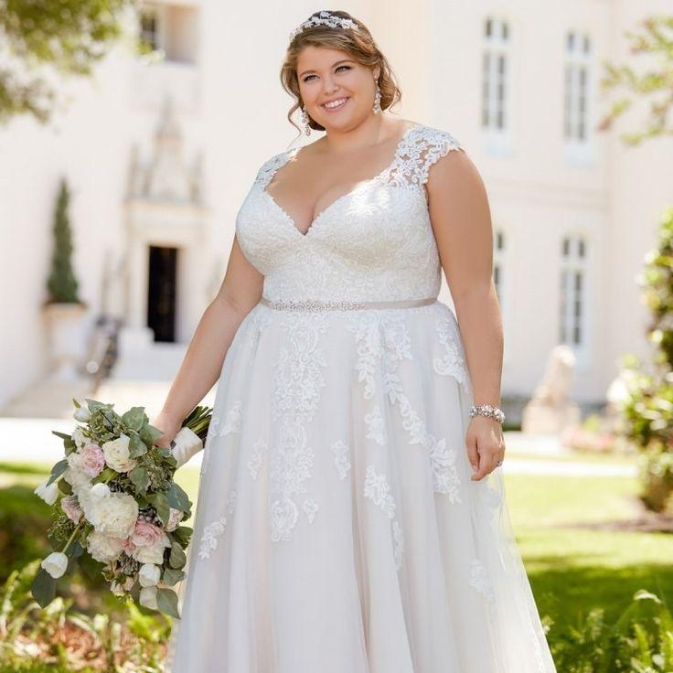 Hochzeitskleider Für Dicke | Braut, Hochzeitskleid, Brautkleid