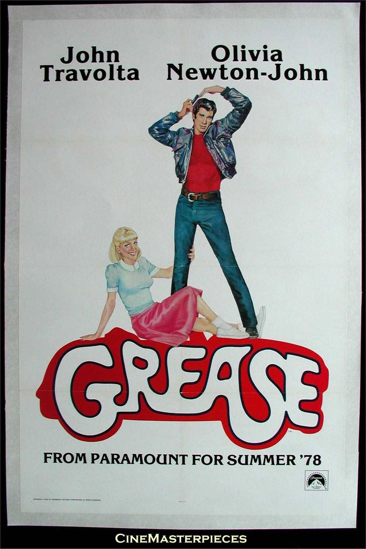 Grease Movie Poster - Grease the Movie Photo (512582) - Fanpop