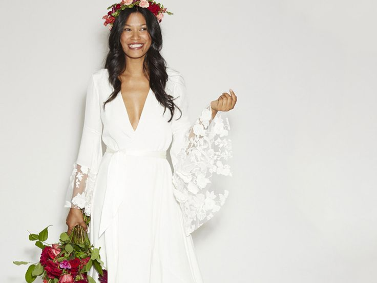 1000+ Ideas About Nontraditional Wedding Dresses On