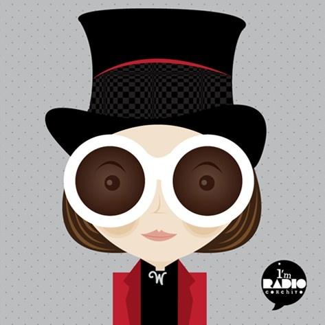 #RadiocaritaStar Willy Wonka https://www.facebook.com/radiocorchito  i´m radiocorchito®