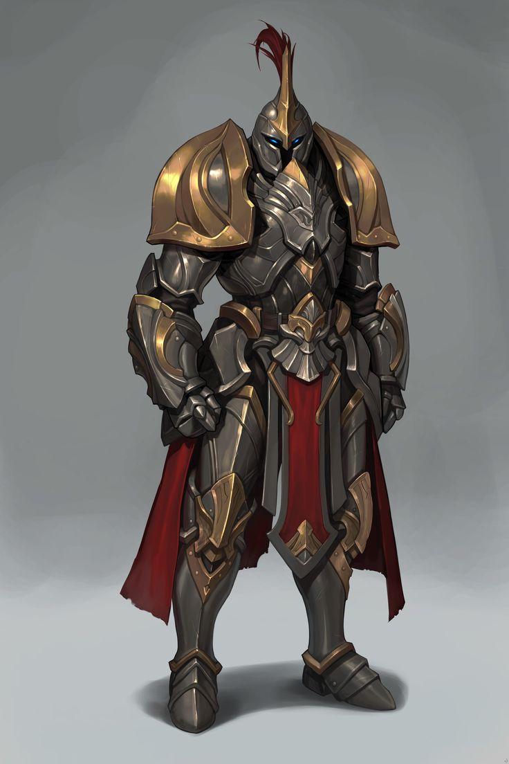 Fantasy Medieval Knight Best 25+ Fantasy armor...