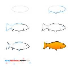 how to draw fish yahoo image search results