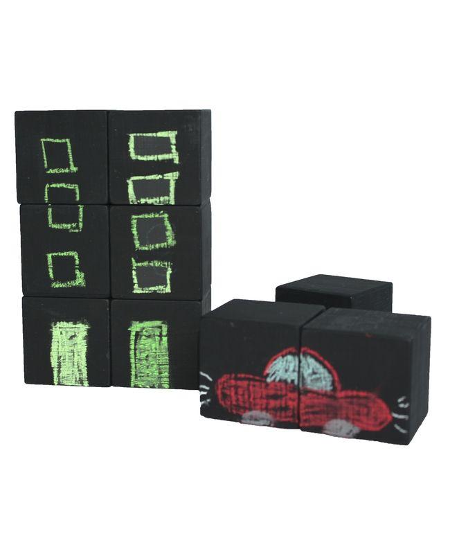 Set cuburi pentru creta