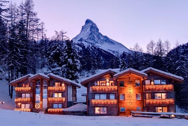 Hotel Matthiol, Zermatt, Switzerland