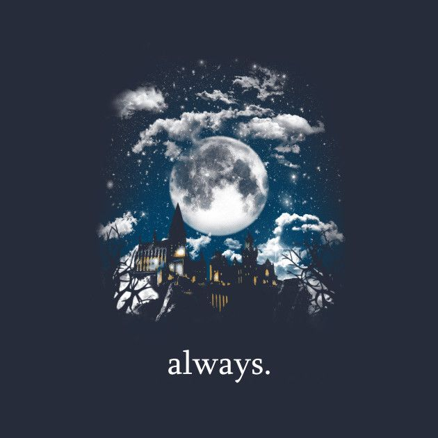 Always Always Harrypotter Hp Movies Snape Stars Sky Nightsky Film Nature 90s Witch Harry Potter Poster Harry Potter Wallpaper Harry Potter Magic