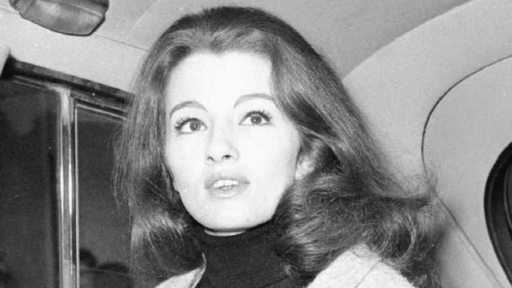 She brought down the British government... The model, who made headlines after her affair with a cabinet minister in the 1960s, dies aged 75.