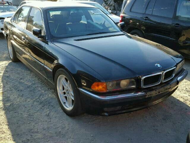 My new ride !!! Sweet 740 i BMW