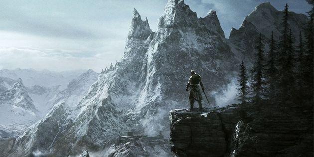 E3 2017 // Neuer Skyrim-Trailer zeigt Bewegungssteuerung und Zelda-Kollaboration: Dass wir The Elder Scrolls V: Skyrim im ersten Trailer…