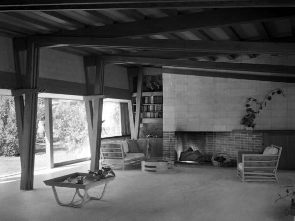 Casa Del Arquitecto Ralph S. Twitchell En Siesta Key, Sarasota, Florida  (1947