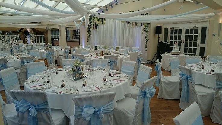 Mere Court Hotel Wedding venue dressing