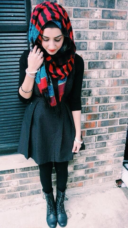 Keep Beautiful With Hijab Fashion