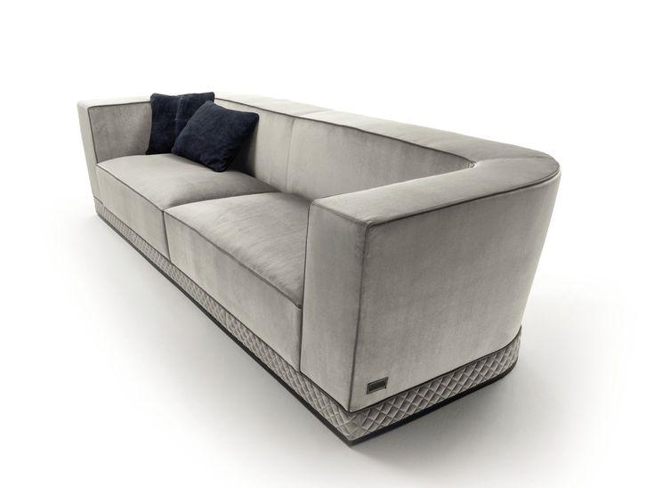 Canapé d'angle / modulable / contemporain / en tissu WELLES by Giuseppe Vigano LONGHI