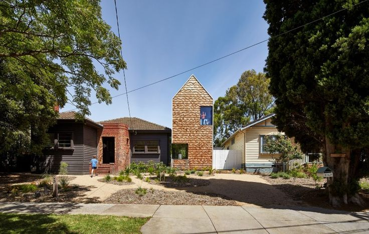 Weatherboard house - creative extension and renovation for a long-term family home (23)
