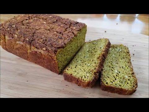 Chleb bezglutenowy gryczano-jaglany z pastą z kurkumy 💖
