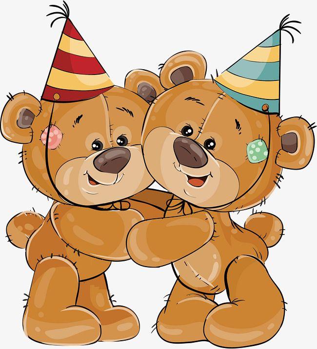 Два медвежонка картинка для детей