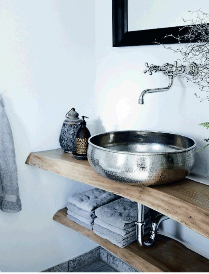 13 best Massivholz-Modulküche images on Pinterest Natural living - küchenwagen mit mülleimer