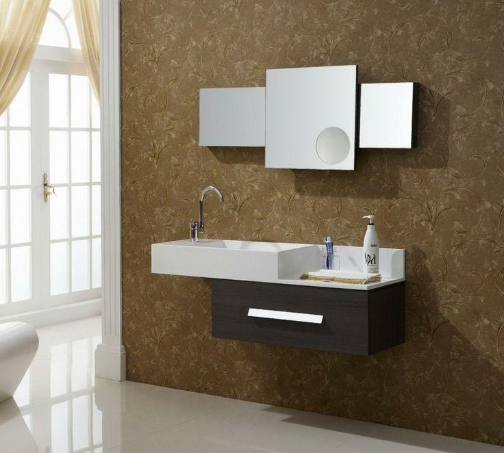 The 25 best espejos para ba os modernos ideas on pinterest espejos para ba os lavamanos Espejos banos modernos