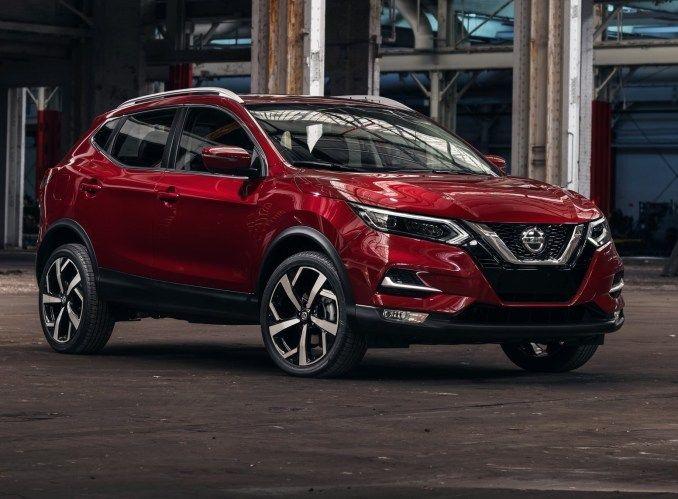 Nissan Rogue Sport 2020 Une Meilleure Apparence Et Un Meilleur Look Nissan Rogue Nissan Qashqai Small Suv