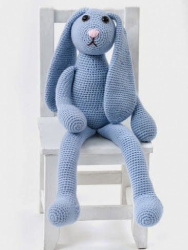 crochet bunny patterns free- free crochet bunny patterns for easter