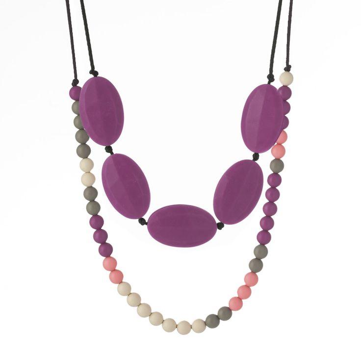 #AMSTERDAM   silicone teething jewellery