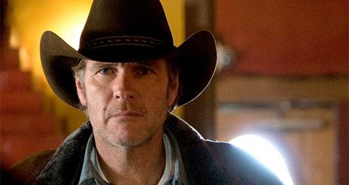 Robert Taylor (Australian actor) from the Netflix series - Longmire