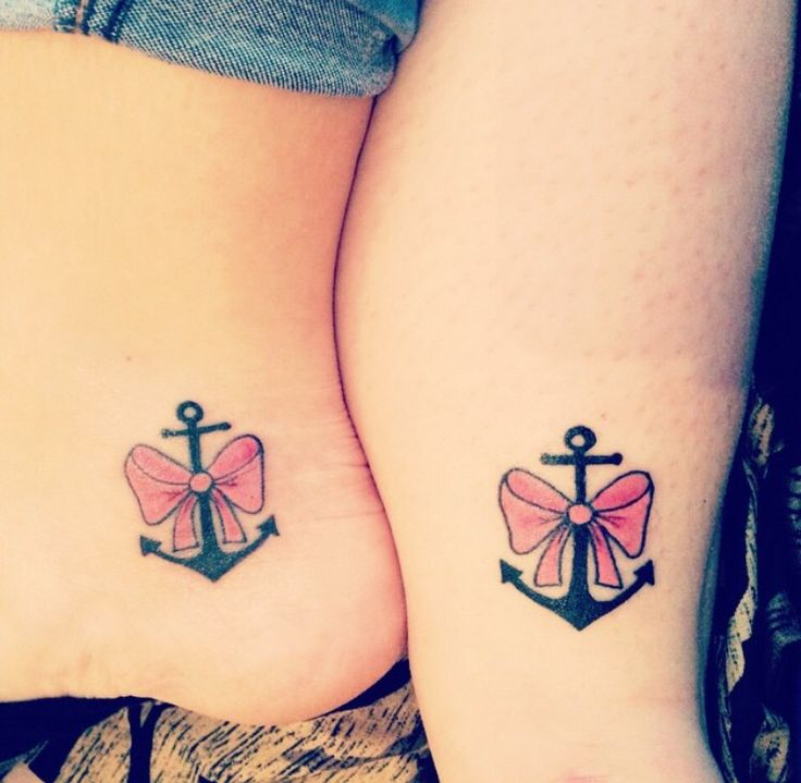 Anchor Henna Tattoo: Anchor Friendship Tattoo