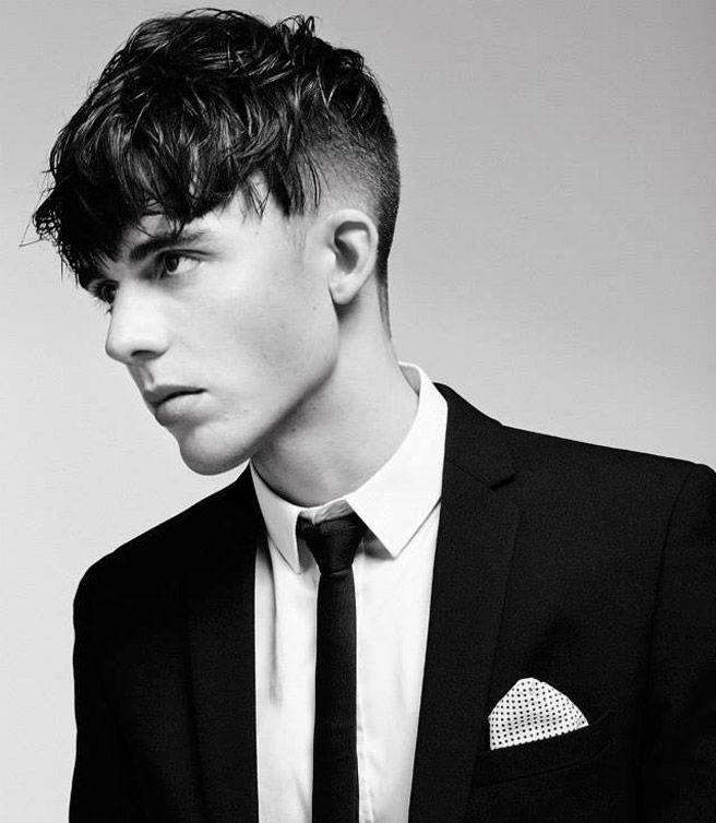 17 Best Angular Fringe Haircut For Men Images On Pinterest