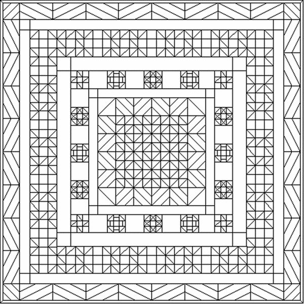 coloring pages for quilts - photo#12