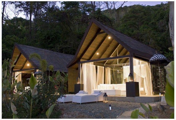 Mr & Mrs Smith - Oxygen Jungle Villas- Outdoor living!
