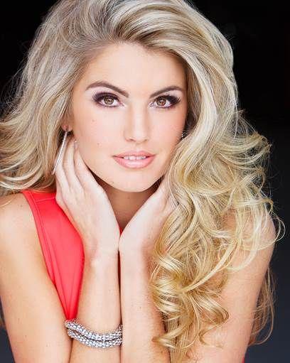 Vaeda Mann Miss Mississippi Teen USA 2014  http://www.thepageantplanet.com